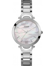 Guess W1090L1 Relógio de opala feminino