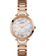 Guess W1090L2 Relógio de opala feminino