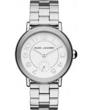 Marc Jacobs MJ3469 Ladies riley relógio pulseira de aço de prata