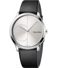 Calvin Klein K3M211CY Relógio mínimo para homens