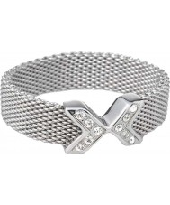 Skagen JRS0015S7 Ladies charlotte anel macio mesh - tamanho o