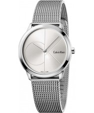 Calvin Klein K3M2212Z Relógio mínimo para homens