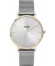 Cluse CL18115 Ladies La Boheme relógio malha