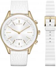 DKNY Minute NYT6101 Conjunto de prendas smartwatch feminino rockaway