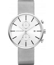 Jacob Jensen JJ625 Relógio linear masculino