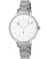 Radley RY4257 Ladies Wimbledon relógio cronógrafo de aço de prata