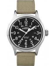 Timex T49962 Mens expedição olheiro relógio tan