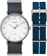 Timex TWG016400 Relógio de campo clássico
