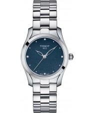 Tissot T1122101104600 Relógio das senhoras t-wave