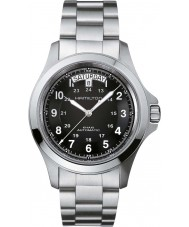 Hamilton H64455133 Mens khaki field watch