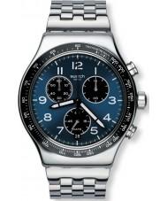 Swatch YVS423G Relógio boxengasse para homens