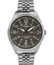 Timex TW2R89300 Mens waterbury assistir
