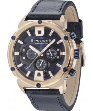Police 15047JSR-03 Mens armor ii watch
