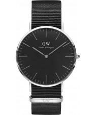 Daniel Wellington DW00100149 relógio clássico 40 milímetros Cornwall preto