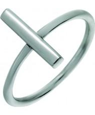 Nordahl Jewellery 125223-56 Ladies anel alfinete de prata - tamanho de p