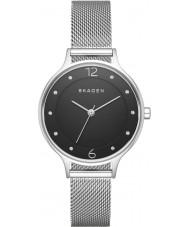 Skagen SKW2473 Ladies anita malha de aço pulseira de prata relógio