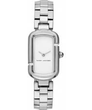 Marc Jacobs MJ3503 Ladies Jacobs aço de prata pulseira de relógio