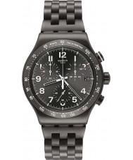 Swatch YVM402G Relógio soho de destino para homens