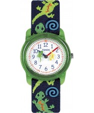 Timex T72881 lagartixas crianças assistir estiramento