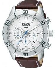 Pulsar PT3433X1 Relógio do esporte dos homens