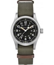 Hamilton H69429931 Mens khaki field watch