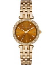 Michael Kors MK3408 Senhoras mini-ouro darci banhado relógio pulseira