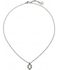 Edblad 31630035 Senhoras prata elvira colar de aço