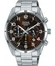 Pulsar PT3843X1 Relógio do esporte dos homens