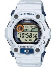 Casio G-7900A-7ER Mens g-choque g resgate relógio branco