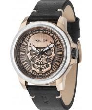 Police 14385JSTR-62 Relógio de ceifa para homem