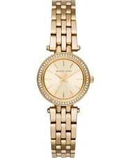 Michael Kors MK3295 Senhoras mini-ouro darci banhado relógio pulseira