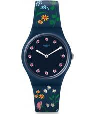 Swatch GN256 Relógio de tapete flor feminino