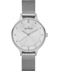 Skagen SKW2149 Ladies anita relógio de prata malha