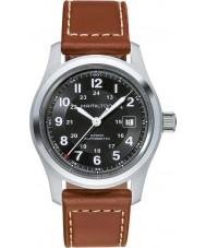 Hamilton H70555533 Mens khaki field watch