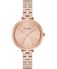 Kate Spade New York 1YRU0860 Ladies holland subiu banhado a ouro pulseira de relógio