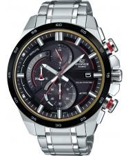 Casio EQS-600DB-1A4UEF Relógio de edifícios para homens