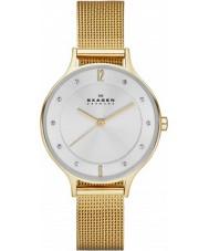 Skagen SKW2150 Ladies anita relógio de ouro de malha