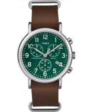 Timex TW2P97400 Relógio Weekender