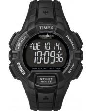 Timex T5K793 Mens resina preta ironman pulseira de relógio