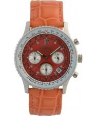 Krug-Baumen 400509DS viajante de ar de marcação vermelho pulseira vermelha