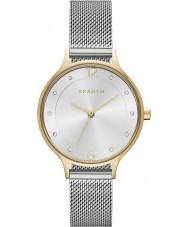 Skagen SKW2340 Ladies anita prata pulseira de malha de relógio