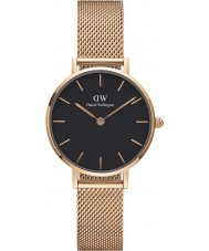 Daniel Wellington DW00100217 Ladies classic petite melrose 28mm watch