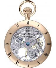 Rotary MP00725-21 relógio de bolso mecânica