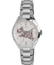 Radley RY4159 Ladies corte de prata através de relógio de pulseira de cão