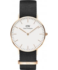 Daniel Wellington DW00100259 Relógio clássico de Cornwall 36mm