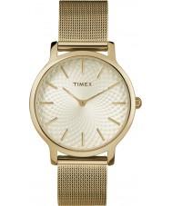 Timex TW2R36100 Relógio metropolitano das skyline das senhoras