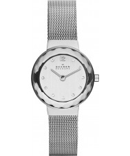 Skagen 456SSS Ladies Klassik relógio de malha de aço