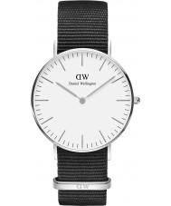 Daniel Wellington DW00100260 Relógio clássico de Cornwall 36mm