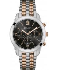 Bulova 98A153 Relógio do vestido dos homens