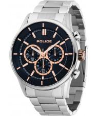 Police 15001JS-03M Relógio de corrida para homens